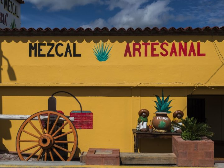 The Guardian: Don't call it mezcal: Mexico may force artisanal producers to use a new name